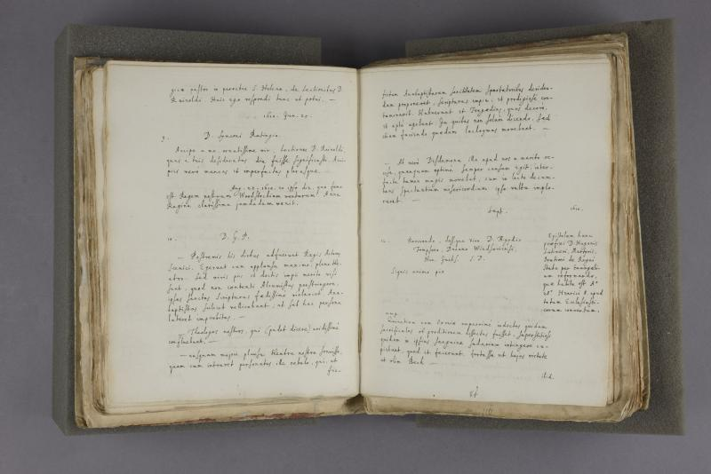 Excerpts from henry jacksons letter recording a performance of institution rights and document citation ccuart Images